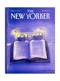 The New Yorker Cover - December 3  1990