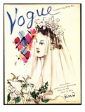 Vogue Cover - April 1937