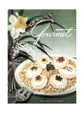Gourmet Cover - April 1953