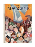 The New Yorker Cover - May 13  1939