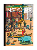 The New Yorker Cover - April 19  2010