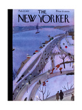 The New Yorker Cover - February 27  1937