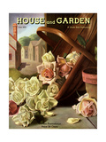House &amp; Garden Cover - June 1935