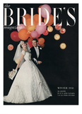 Brides Cover - October  1958