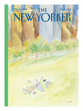 The New Yorker Cover - May 18  1998