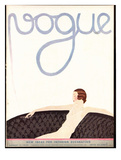 Vogue Cover - August 1930