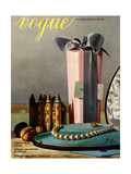 Vogue Cover - December 1937