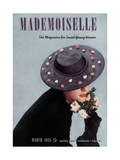Mademoiselle Cover - March 1938