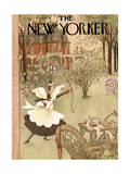 The New Yorker Cover - July 15  1950