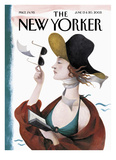 The New Yorker Cover - June 13  2005