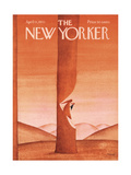 The New Yorker Cover - April 11  1970