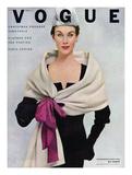 Vogue Cover - November 1952
