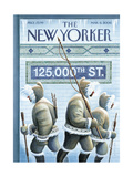 The New Yorker Cover - March 6  2006