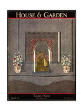 House &amp; Garden Cover - February 1927