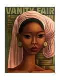 Vanity Fair Cover - February 1936