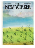 The New Yorker Cover - October 15  1966