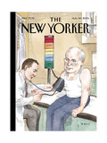 The New Yorker Cover - August 30  2004