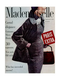 Mademoiselle Cover - September 1954