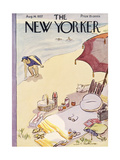 The New Yorker Cover - August 14  1937
