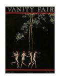 Vanity Fair Cover - August 1921