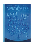 The New Yorker Cover - September 30  1972