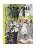 The New Yorker Cover - September 16  1950