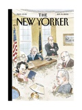 The New Yorker Cover - September 19  2005