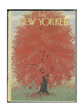 The New Yorker Cover - October 18  1952