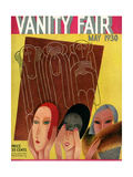 Vanity Fair Cover - May 1930