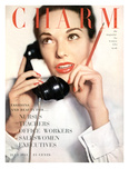 Charm Cover - July 1951