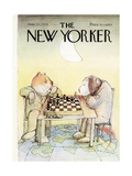 The New Yorker Cover - June 24  1974