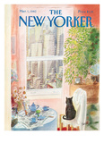 The New Yorker Cover - March 1  1982