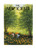 The New Yorker Cover - June 20  1959