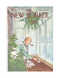 The New Yorker Cover - March 11  1967