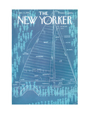 The New Yorker Cover - January 13  1962