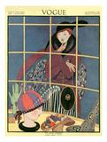 Vogue Cover - November 1914