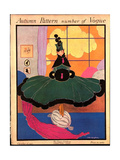 Vogue Cover - October 1915