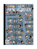 The New Yorker Cover - March 2  2009