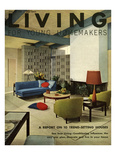 Living for Young Homemakers Cover - January 1958