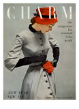 Charm Cover - January 1951