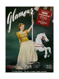 Glamour Cover - May 1941