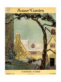House & Garden Cover - January 1918
