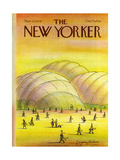 The New Yorker Cover - November 13  1978