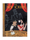 The New Yorker Cover - December 7  1940