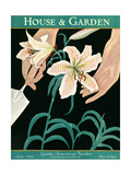 House & Garden Cover - June 1930