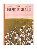 The New Yorker Cover - November 6  1965