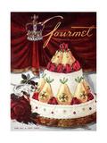 Gourmet Cover - June 1953
