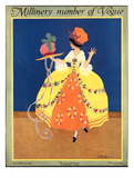 Vogue Cover - September 1915