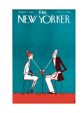 The New Yorker Cover - August 8  1925
