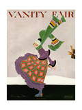 Vanity Fair Cover - January 1916